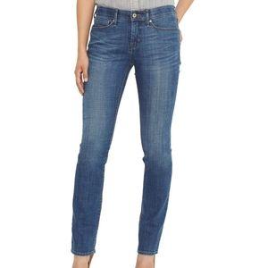 LEVIS 525 The Perfect Waist Straight Leg Jeans